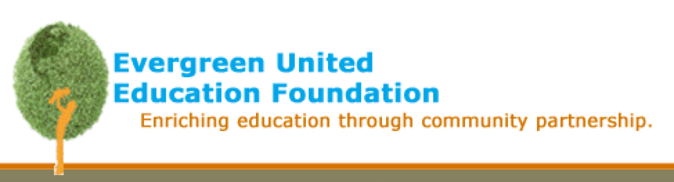 Evergreen United Education Foundation Logo