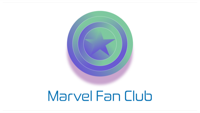 Marvel Fan Club Logo