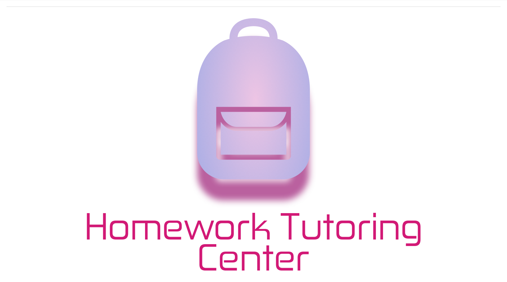 Homework Center Logo